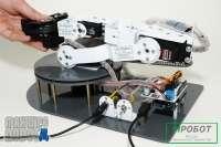 Робот-манипулятор РобоРука Р1 Без управляющей платы