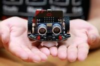 """""""Микрик"""" робот для Микробит V4.0"""
