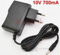Зарядное устройство 10В и 0.7А (для зарядки лего-аккумуляторов)