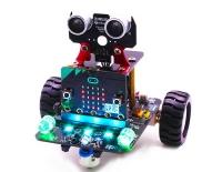 """""""БитБот"""" Робот для micro:bit + аккумулятор"""