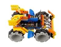 Программируемый робот-автомобиль OMNI с Mecanum колесами