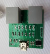 Тестер для проводов соединительных LEGO роботов EV3