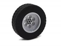 Дорожное колесо 62,4мм x 20мм