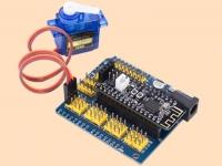 Нанобит (микробит в формате arduino nano)