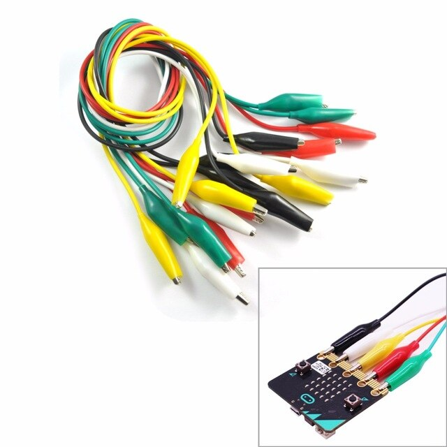 10pcs-lot-For-Micro-bit-microbit-Alligator-Clips-with-Wire-Electrical-Test-Leads-Test-Jumper-Wire.jpg 640x640